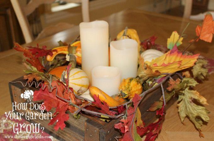 Thanksgiving Centerpiece 1 Part 26