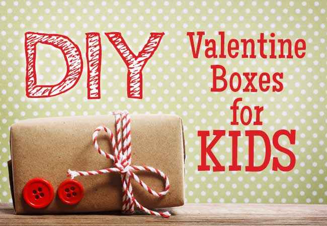 we love these diy creative valentines boxes for kids for every mom