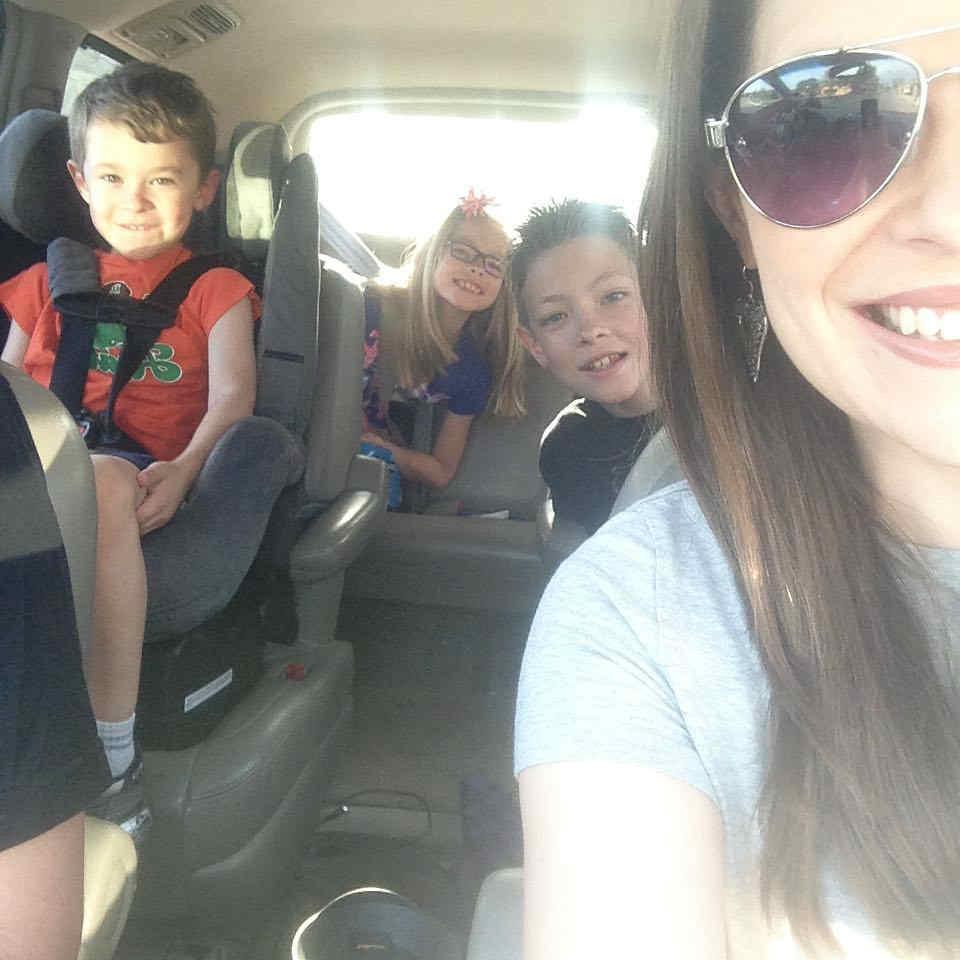 jenny and kids