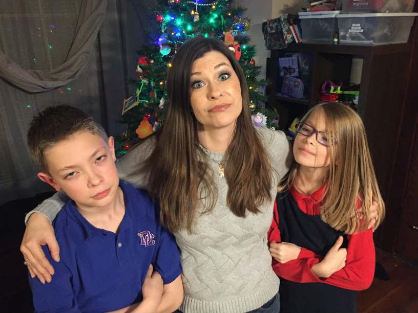 Jenny and kids 2
