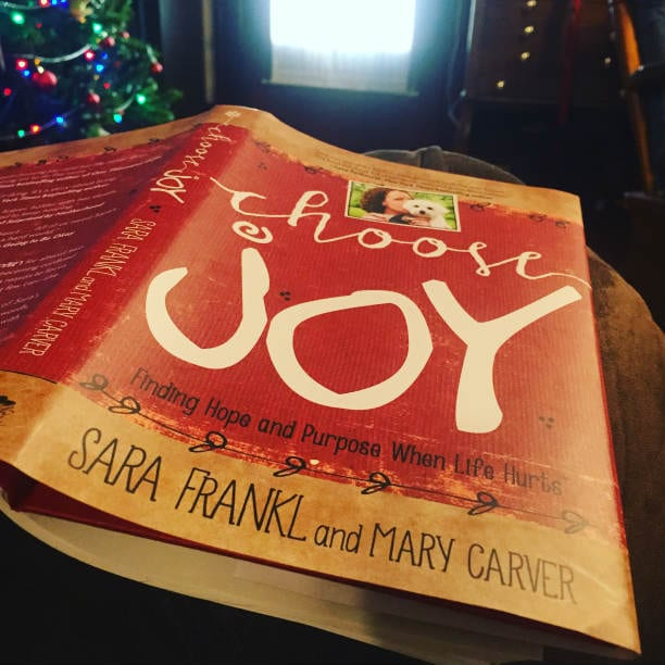 Choose Joy Book