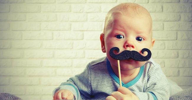 baby-mustache