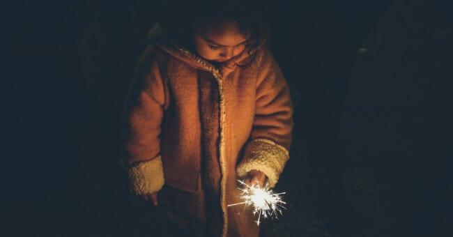 girl-with-sparkler
