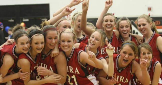 basketball team feat