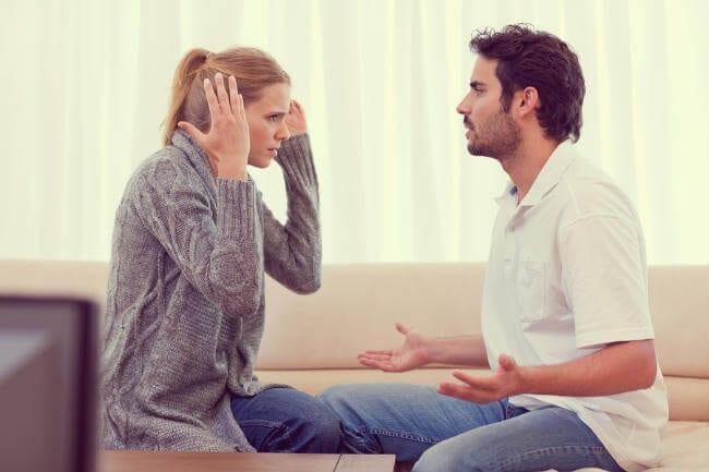 marital fights